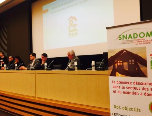 [ Communiqué ] Santé à domicile: lancement du label Responsabilité & Santé – R&S