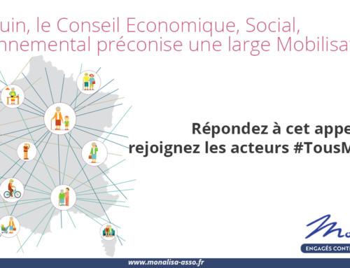 [ Communiqué ] Les acteurs de MONALISA se reconnaissent dans l'avis du CESE qui préconise une large mobilisation contre l'isolement social en France